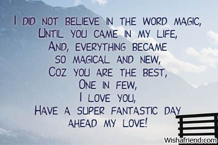 Best love messages for him