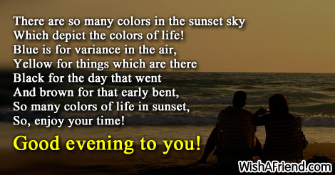 good-evening-poems-12704