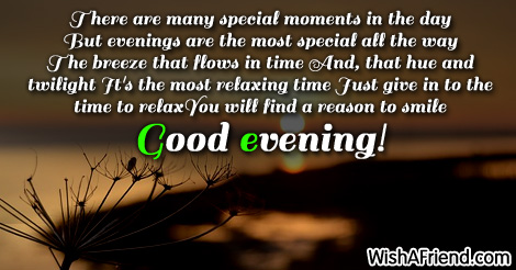 good-evening-poems-12709