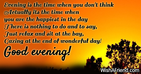 12764-good-evening-messages