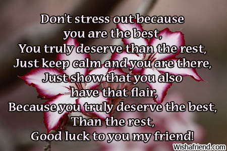 How To Have Good Luck good luck messages - page 2