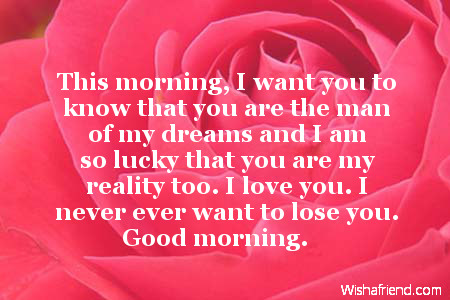 Good Morning My Love Quotes For Him Interesting Good Morning Messages For Boyfriend  Page 2