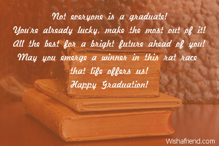 Graduation messages 4515 graduation messages m4hsunfo