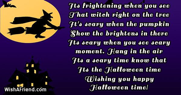 22418 Halloween Greetings