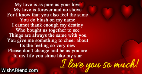 True Love Poems - Page 4