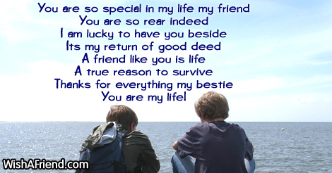 I Am Very Happy To Have A Friend Like You Archidev