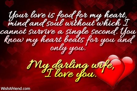 Love Letter To My Wife Poem | Docoments Ojazlink
