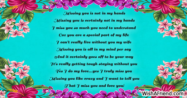 missing-you-poems-for-wife-18709
