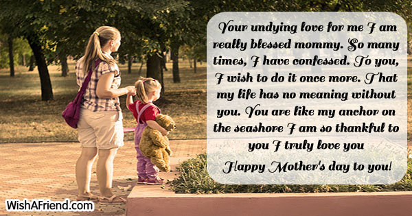 24739 mothers day messages
