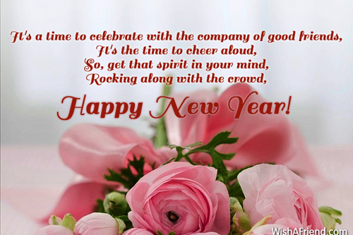New Year Wishes - Page 2