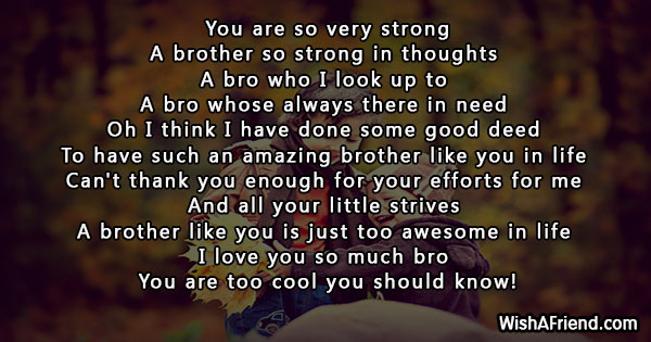 poems-for-brother-15613