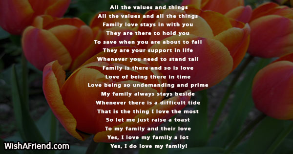 family-poems-24916