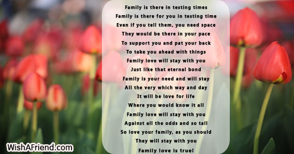 family-poems-24919