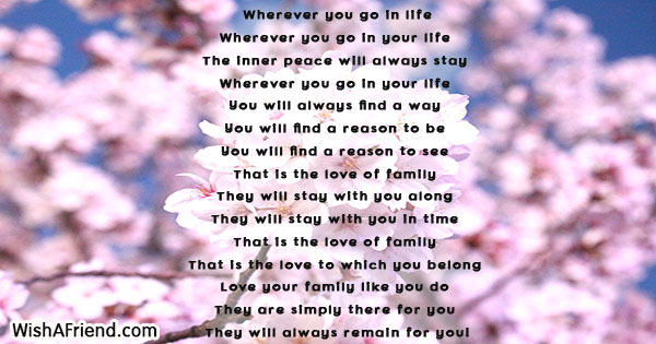 family-poems-24920
