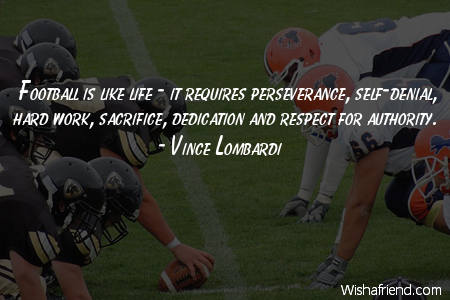 American Football Quotes - Page 3
