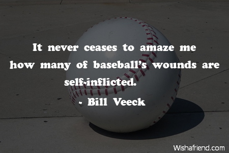 baseball-It never ceases to amaze