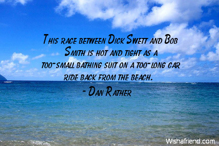 beach-This race between Dick Swett