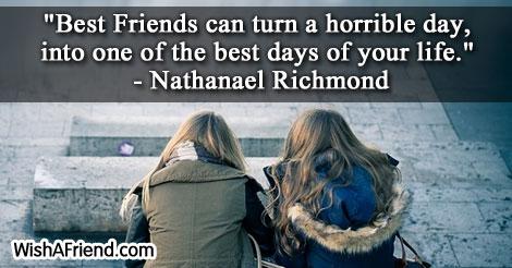 bestfriendsforever-Best Friends can turn a