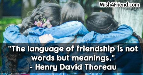 bestfriendsforever-The language of friendship is