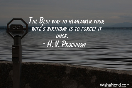 birthday-The Best way to remember