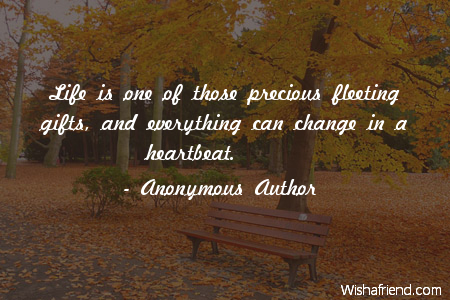 Life Is One Of Those Anonymous Author Quote Stunning Anonymous Quotes About Life