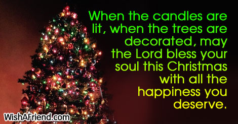 christmas-When the candles are lit,
