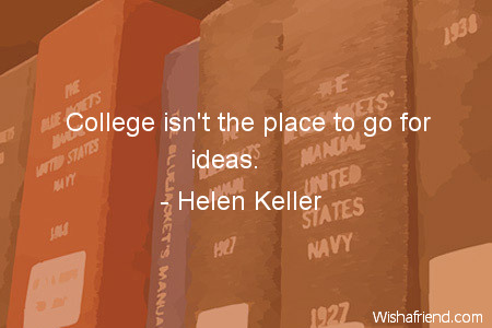 college-College isn't the place to