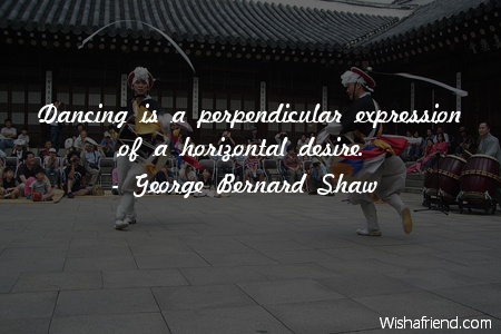 dancing-Dancing is a perpendicular expression