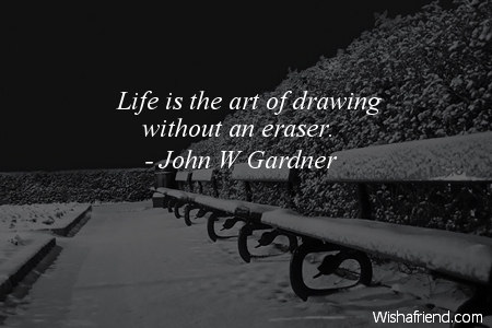 experience-Life is the art of