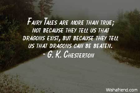 fairy-Fairy Tales are more than