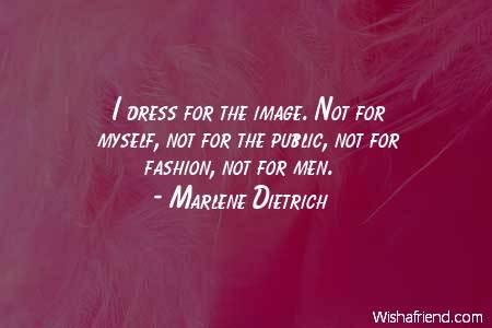 fashion-I dress for the image.