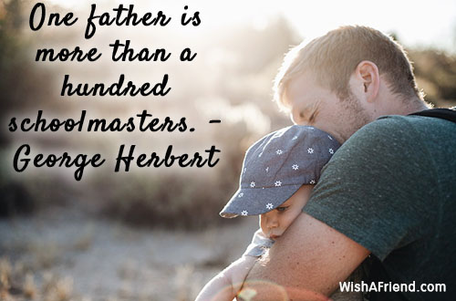 fathersday-One father is more than
