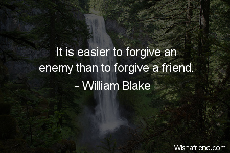 forgiveness-It is easier to forgive