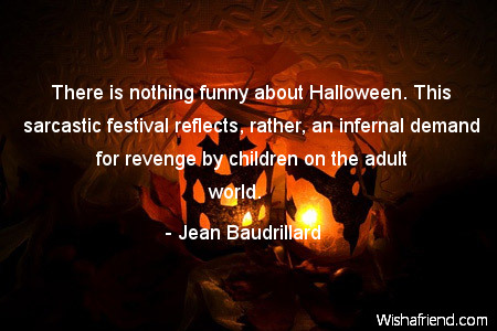halloween-There is nothing funny about