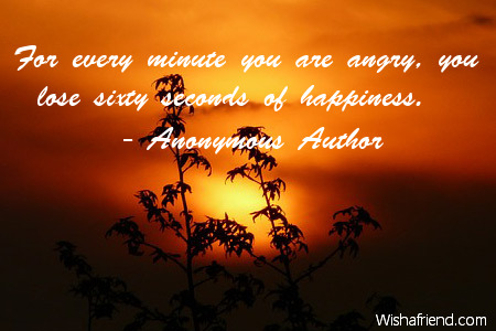 happiness-For every minute you are