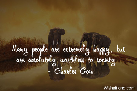 happiness-Many people are extremely happy,