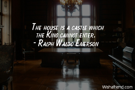 home-The house is a castle