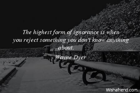 5418-ignorance