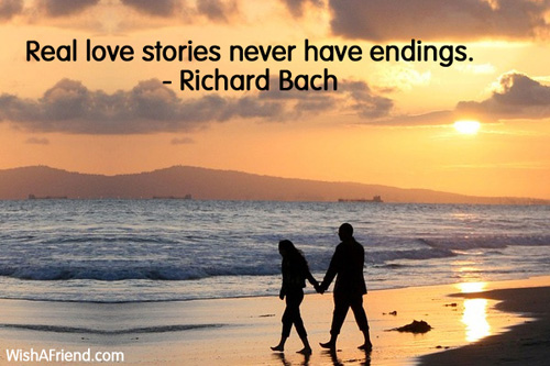 love-Real love stories never have