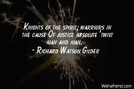memorialday-Knights of the spirit; warriors
