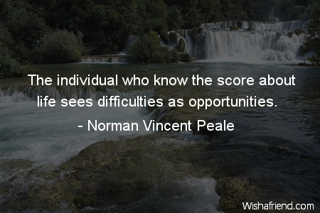 motivational-The individual who know the