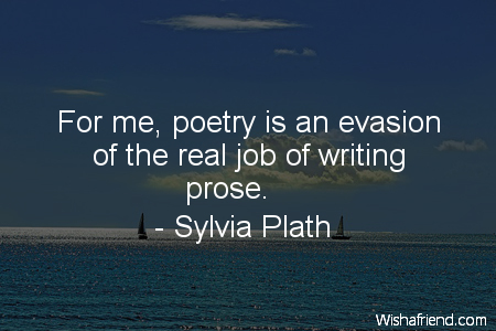 poetry-For me, poetry is an