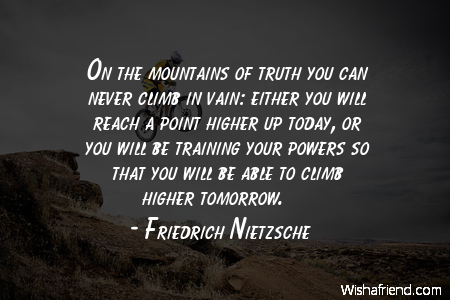 power-On the mountains of truth