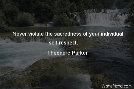 9276-self-respect