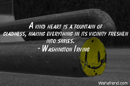 smiles-A kind heart is a