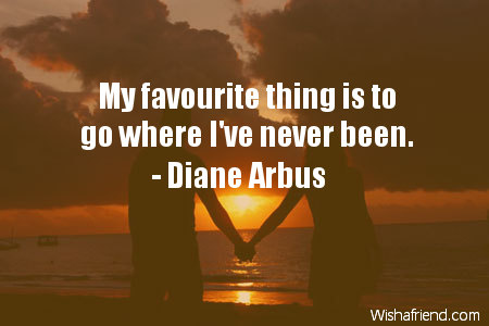 travel-My favourite thing is to
