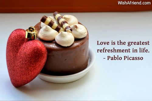 valentinesday-Love is the greatest refreshment