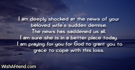 sympathy-messages-for-loss-of-wife-11417
