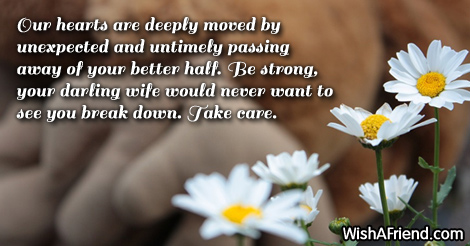 sympathy-messages-for-loss-of-wife-11432