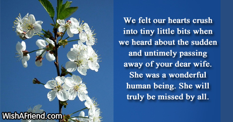 sympathy-messages-for-loss-of-wife-11446